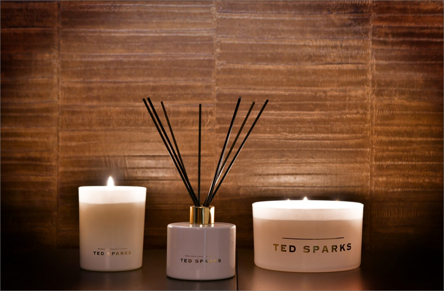 TED SPARKS - CORE COLLECTION - WHITE - DEMI DIFFUSER MAGNUM
